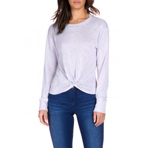 Sanctuary Long Sleeve Knotted T-Shirt