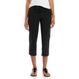 Crown & Ivy™ Women's Charlotte Relaxed Roll Chinos