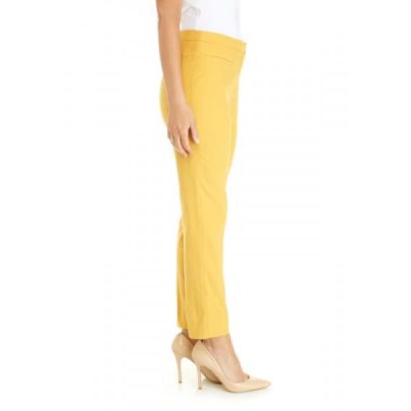 Ellen Tracy Welt Pocket Slim Pants