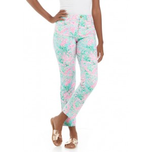 Lilly Pulitzer® Kelly High Rise Ankle Length Knit Pants