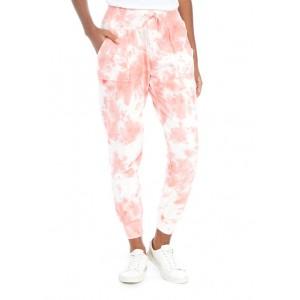 New Directions® Studio Women's Tie Dye Jogger Pants