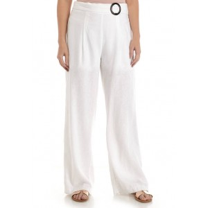 New Directions® Women's Belted Waist Pants