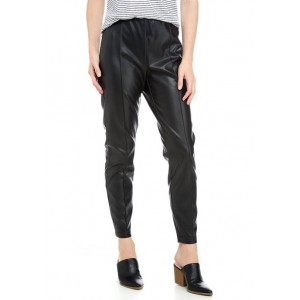 New Directions® Women's Faux Leather Pants