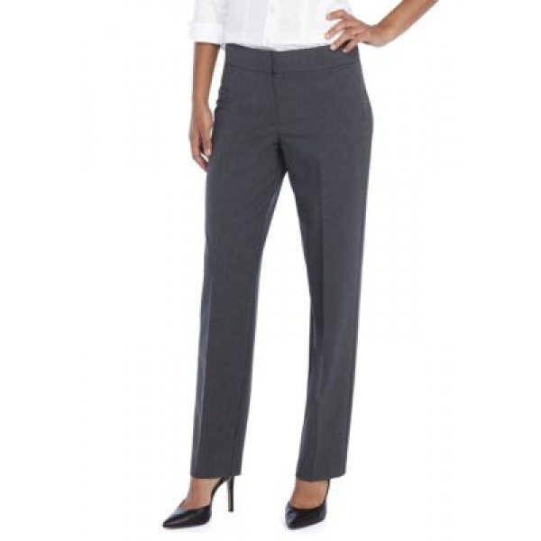 THE LIMITED Women's Signature Straight Pants in Modern Stretch